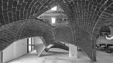 Design research on new tile vaulting